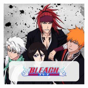 Bleach Swimsuits