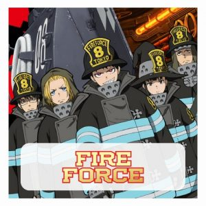 Fire Force Swimsuits