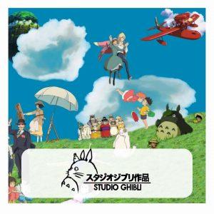 Ghibli Swimsuits