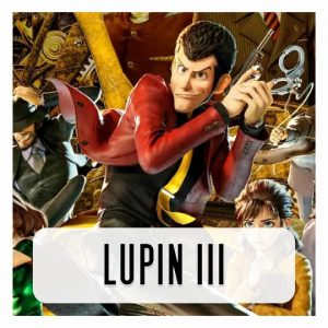 Lupin Swimsuits