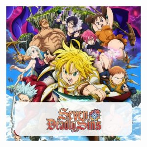 Seven Deadly Sins Swimsuits