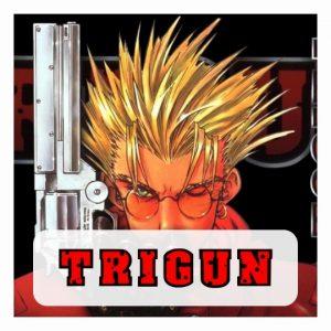 Trigun Swimsuits