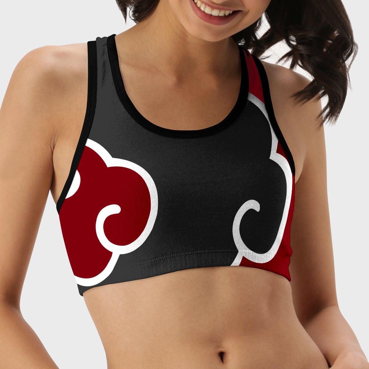 akatsuki summer active wear set 292840 - Anime Swimsuits