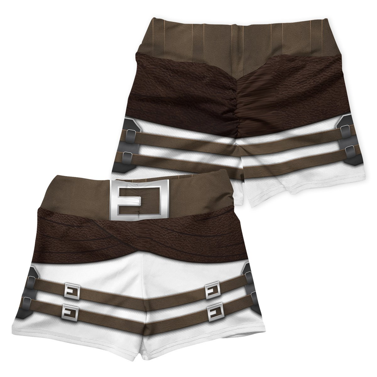 aot corps active wear set 825129 - Anime Swimsuits