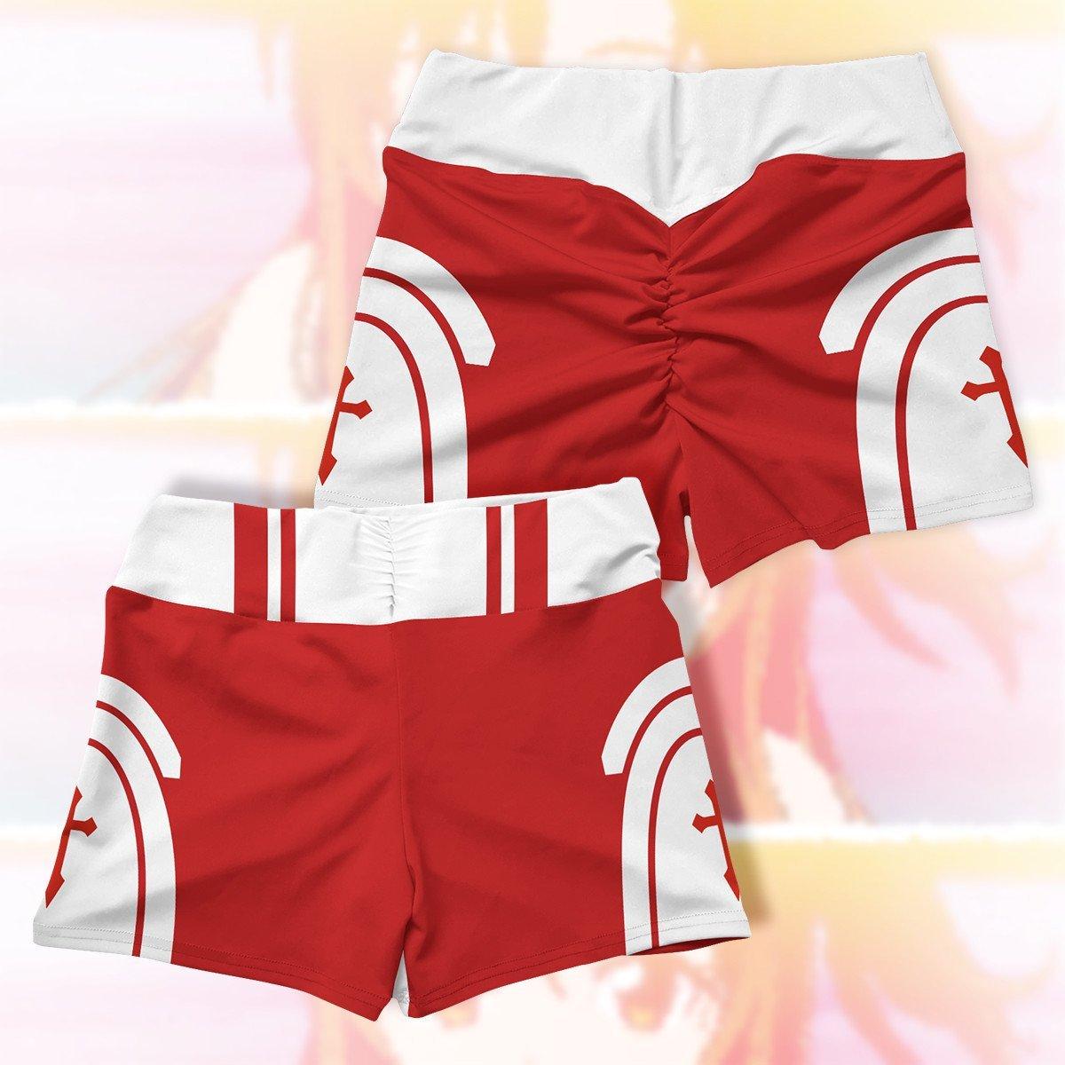 asuna summer active wear set 571765 - Anime Swimsuits