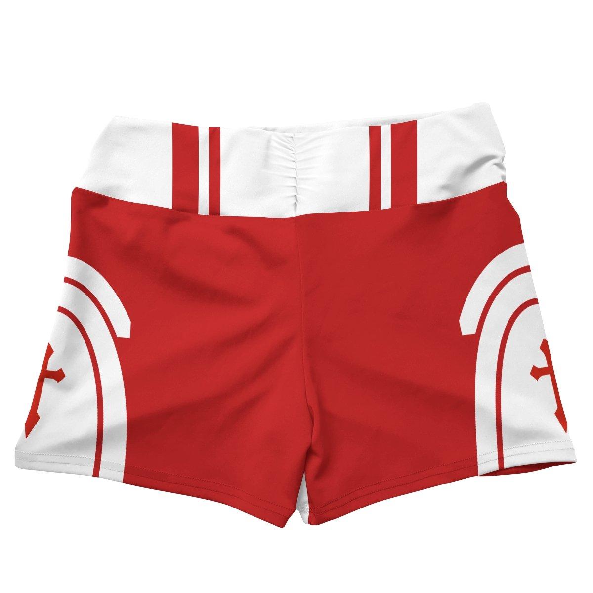 asuna summer active wear set 607701 - Anime Swimsuits