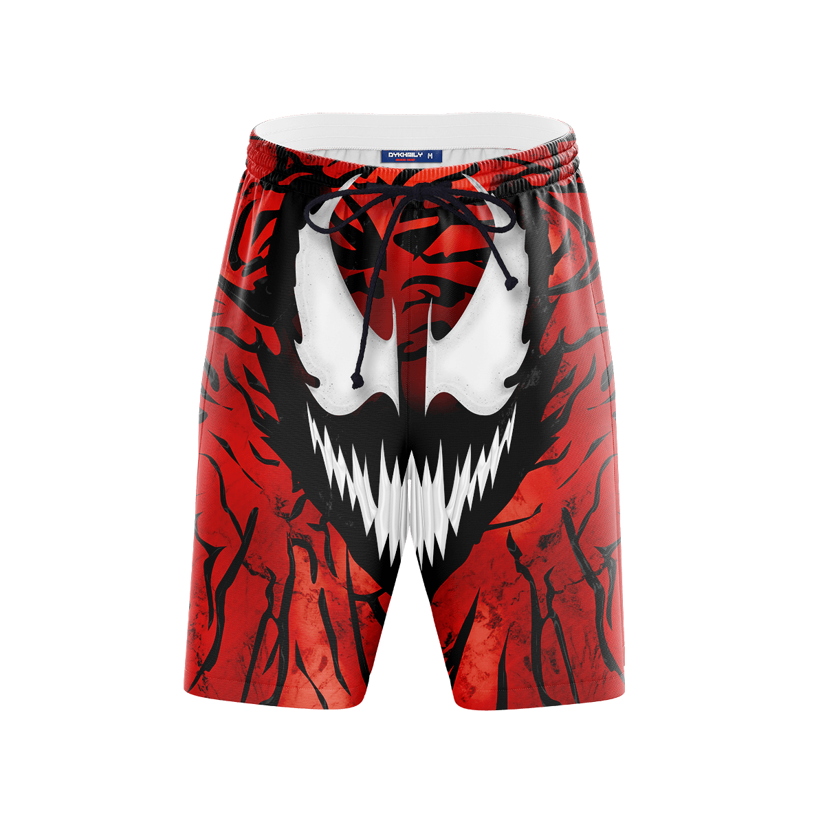 Carnage Beach Shorts FDM3107 S Official Anime Swimsuit Merch