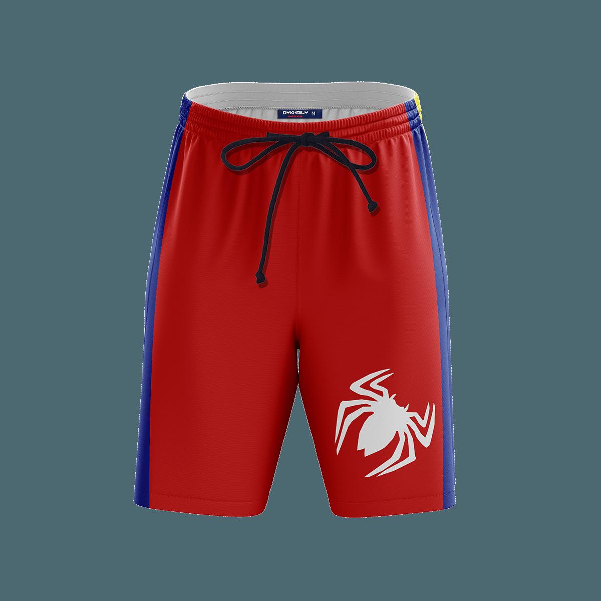 Friendly Neighborhood Beach Shorts FDM3107 S Official Anime Swimsuit Merch