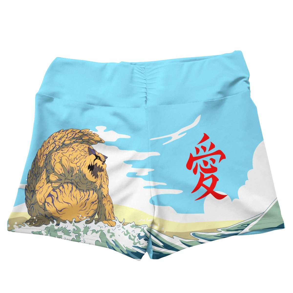 gaara summer active wear set 260456 - Anime Swimsuits