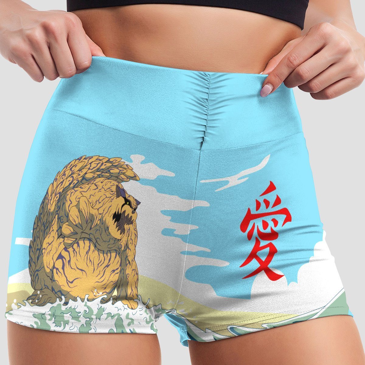 gaara summer active wear set 864024 - Anime Swimsuits