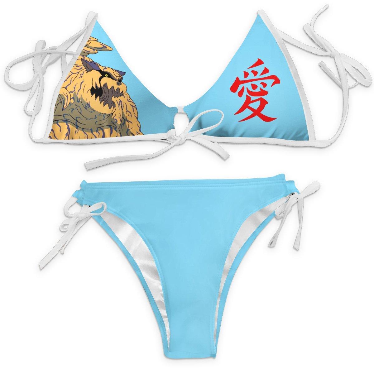 Gaara Summer Bikini Swimsuit FDM3107 XXS Official Anime Swimsuit Merch