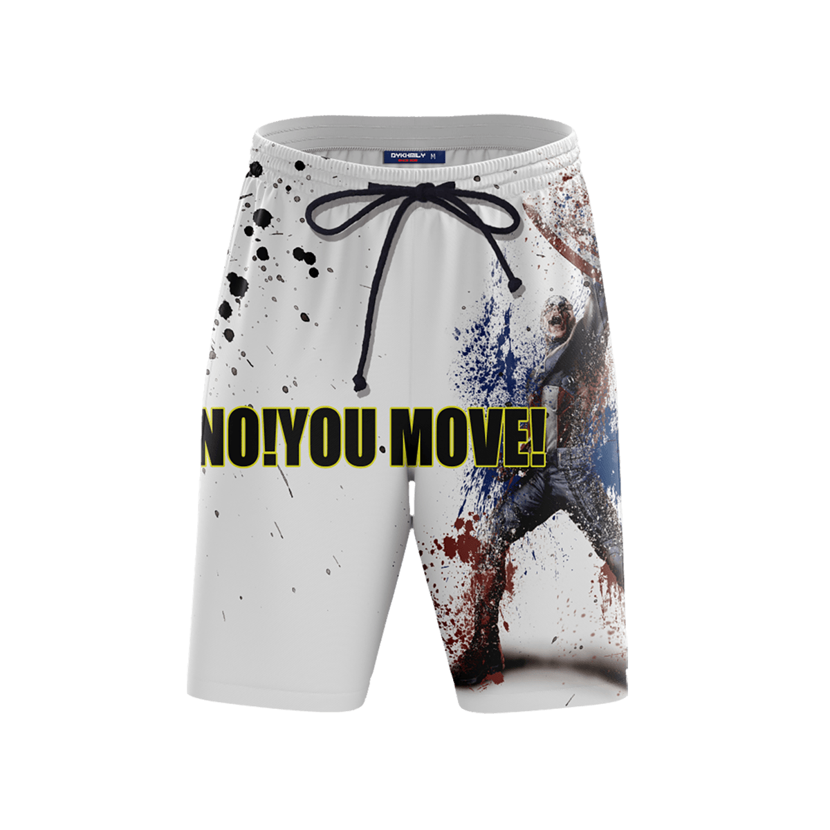 Infinity Dust Beach Shorts FDM3107 S Official Anime Swimsuit Merch