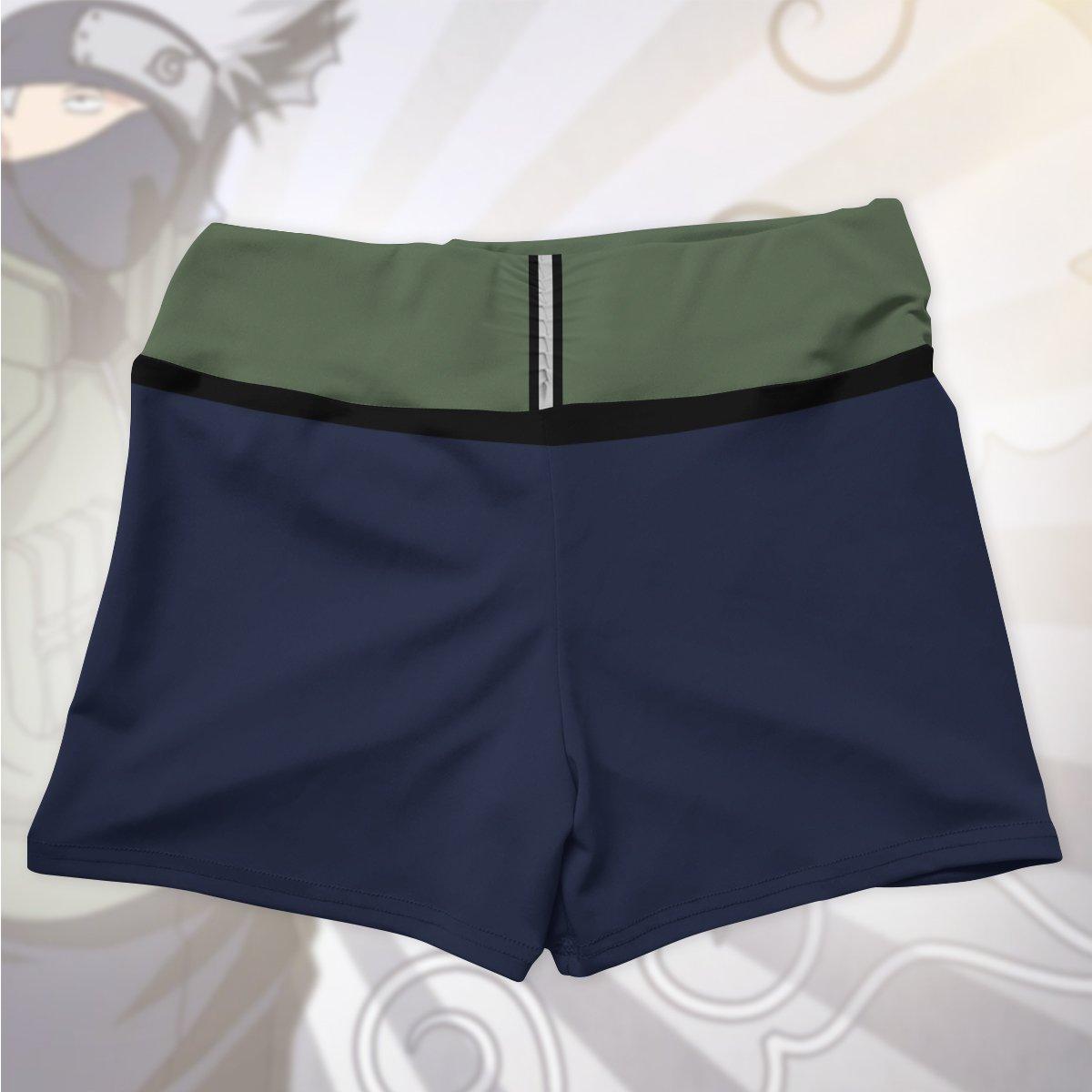 kakashi active wear set 923989 - Anime Swimsuits