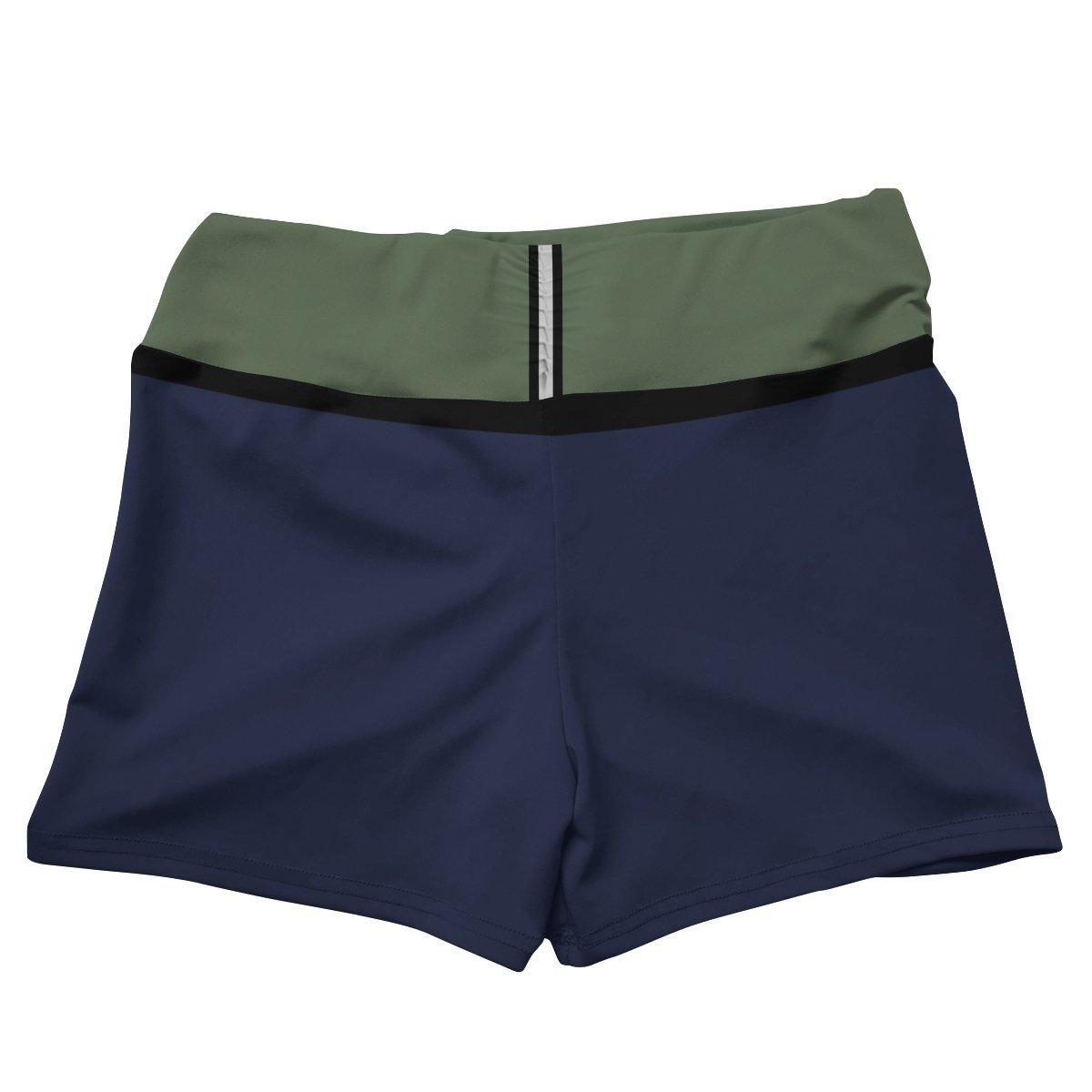 kakashi active wear set 944220 - Anime Swimsuits