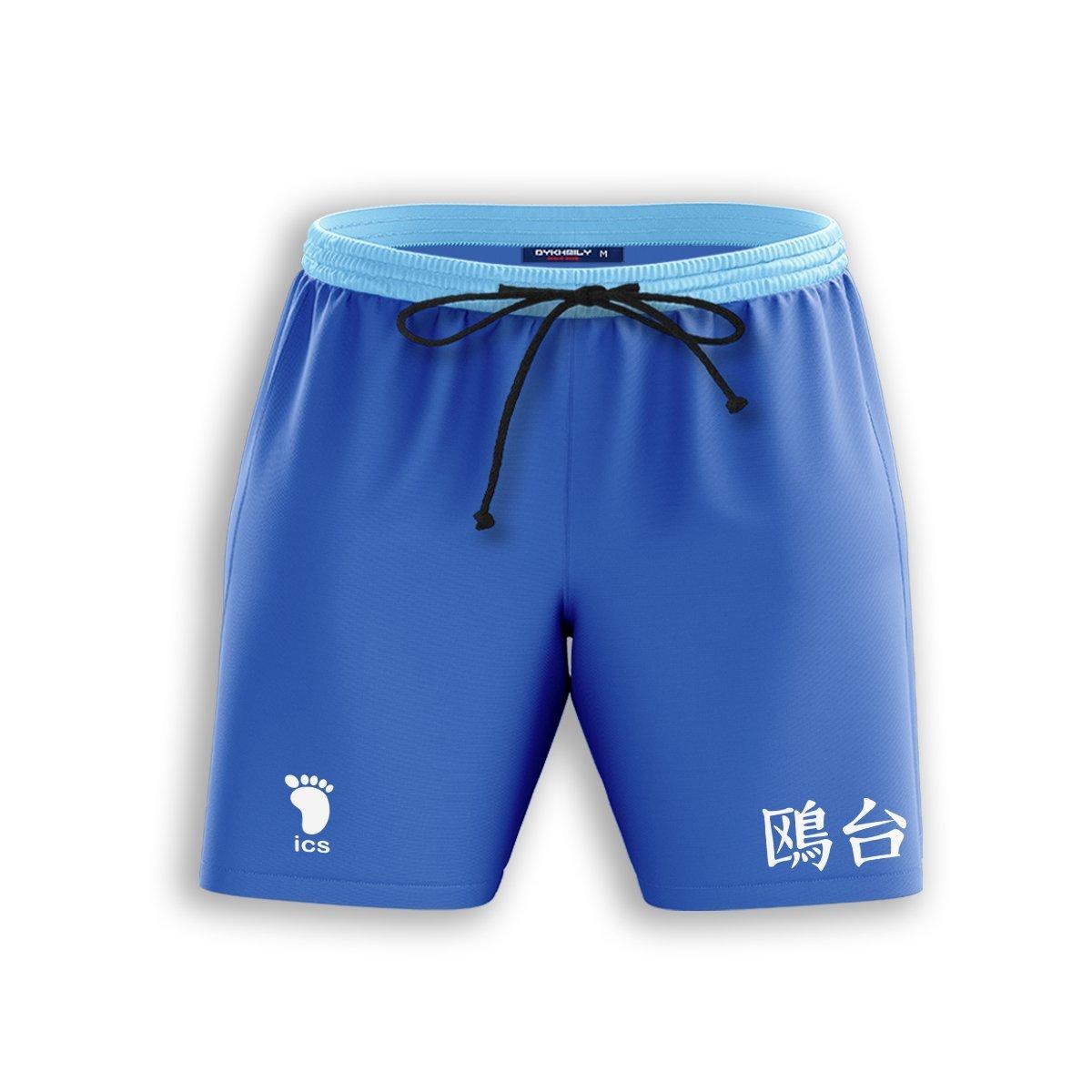 Kamomedai Libero Beach Shorts FDM3107 S Official Anime Swimsuit Merch