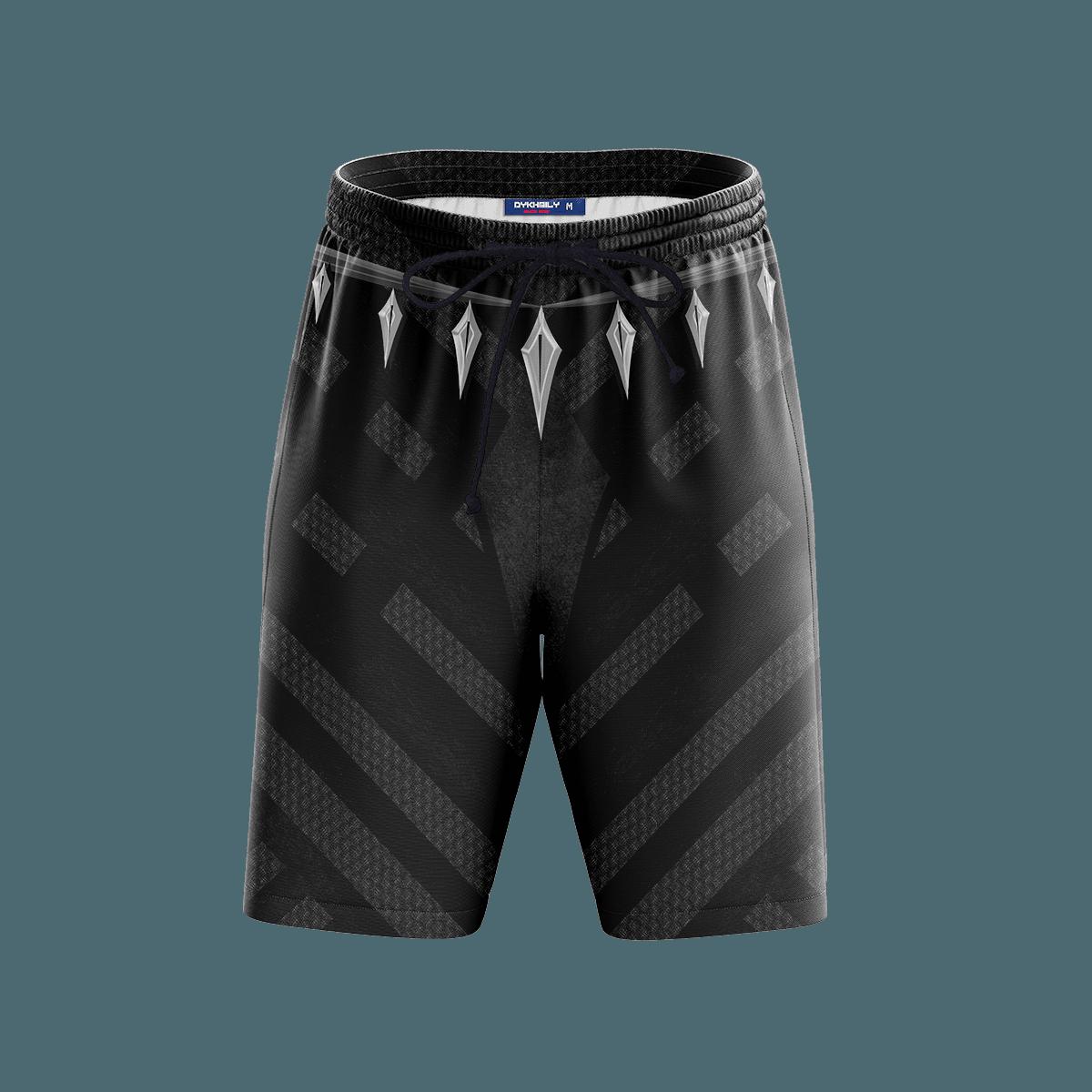 King's Mantle Beach Shorts FDM3107 S Official Anime Swimsuit Merch