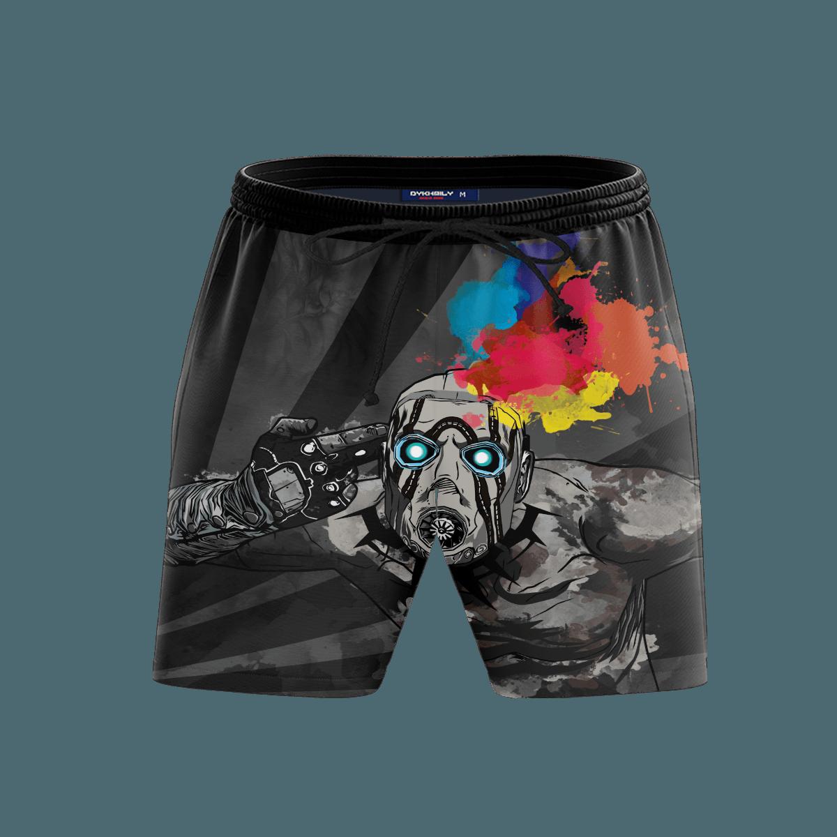 Legendary Psycho Beach Shorts FDM3107 S Official Anime Swimsuit Merch
