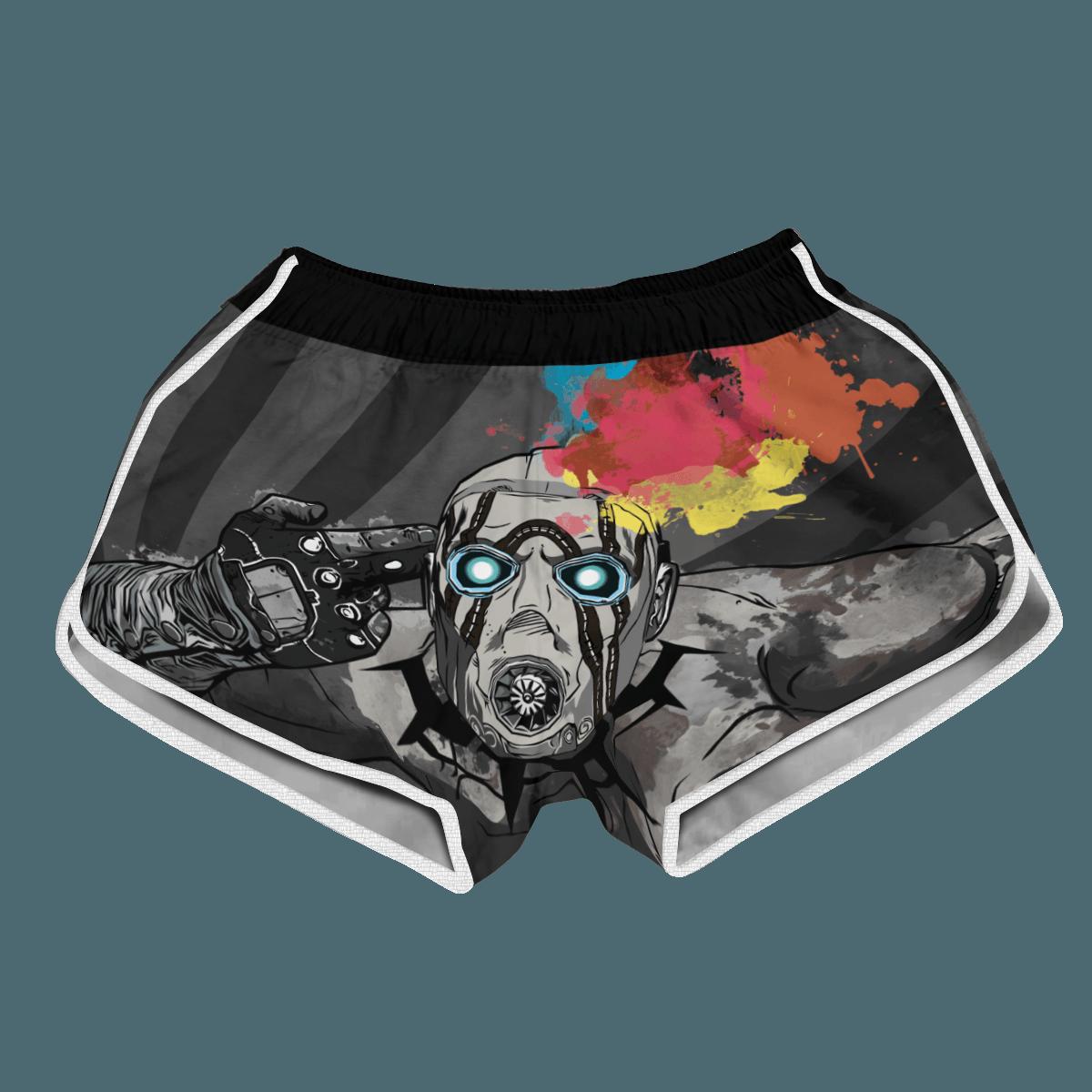 Legendary Psycho Women Beach Shorts FDM3107 XS Official Anime Swimsuit Merch
