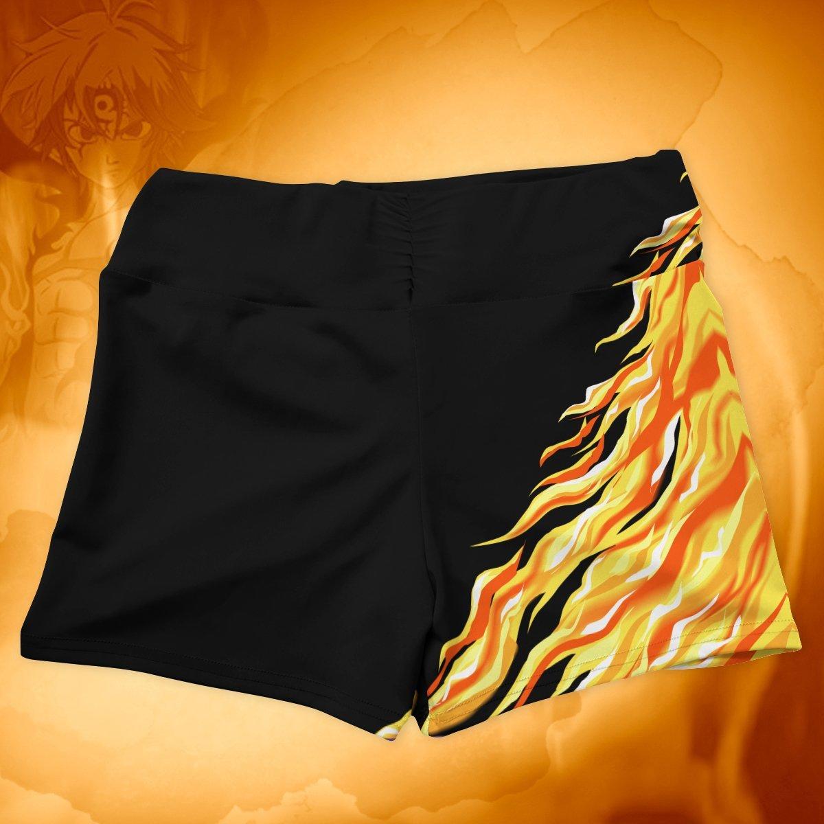 meliodas dragon active wear set 395734 - Anime Swimsuits