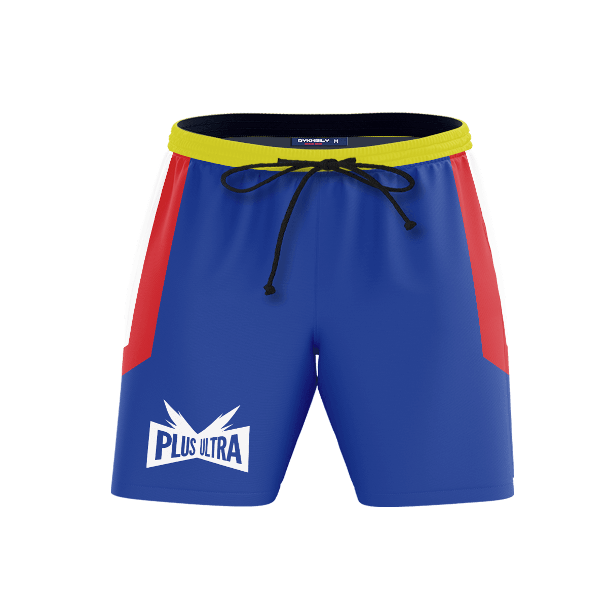 Might Plus Ultra Beach Shorts FDM3107 S Official Anime Swimsuit Merch