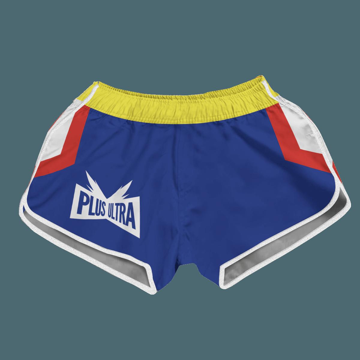 Might Plus Ultra Women Beach Shorts FDM3107 XS Official Anime Swimsuit Merch