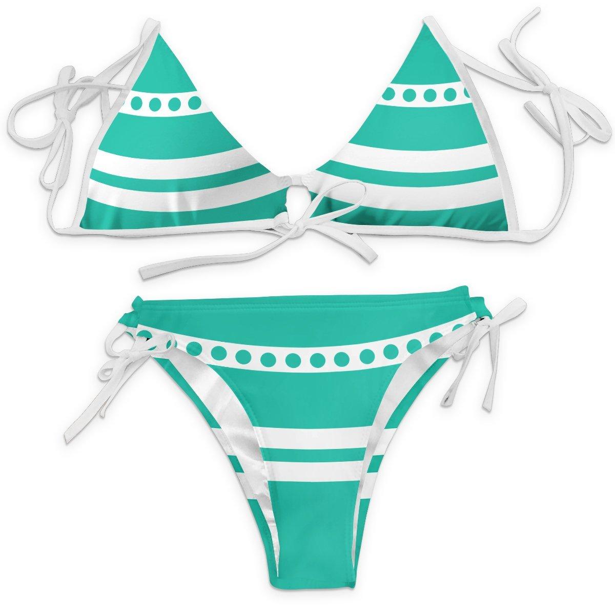 Nami Summer Bikini Swimsuit FDM3107 XXS Official Anime Swimsuit Merch