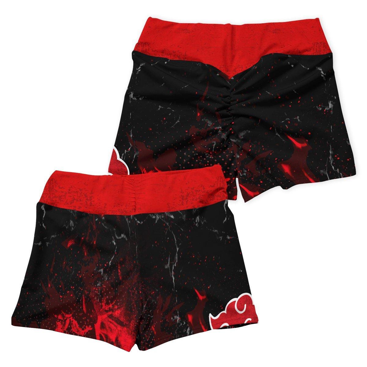 naruto akatsuki pride active wear set 160589 - Anime Swimsuits