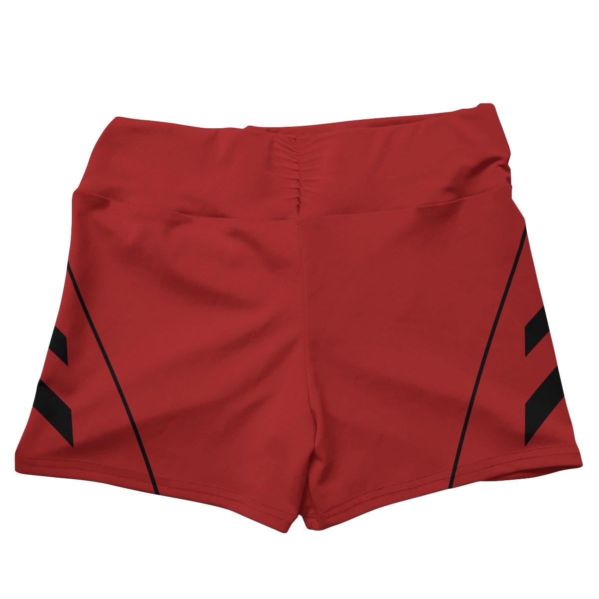 neon genesis asuka active wear set 958422 - Anime Swimsuits