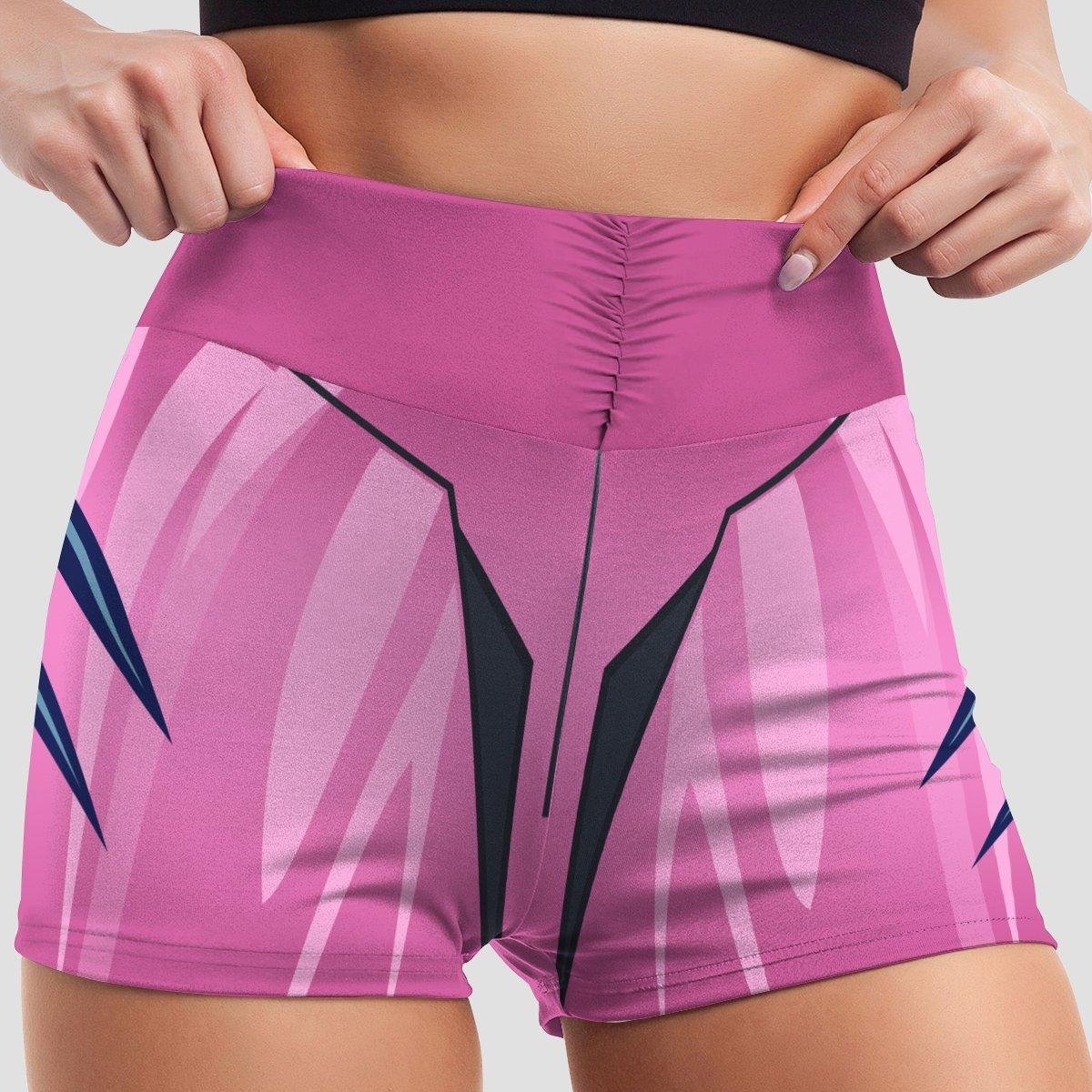neon genesis mari active wear set 325074 - Anime Swimsuits