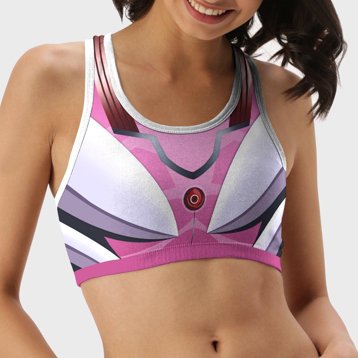 neon genesis mari active wear set 479022 - Anime Swimsuits