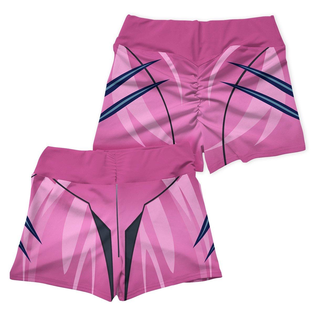 neon genesis mari active wear set 963118 - Anime Swimsuits