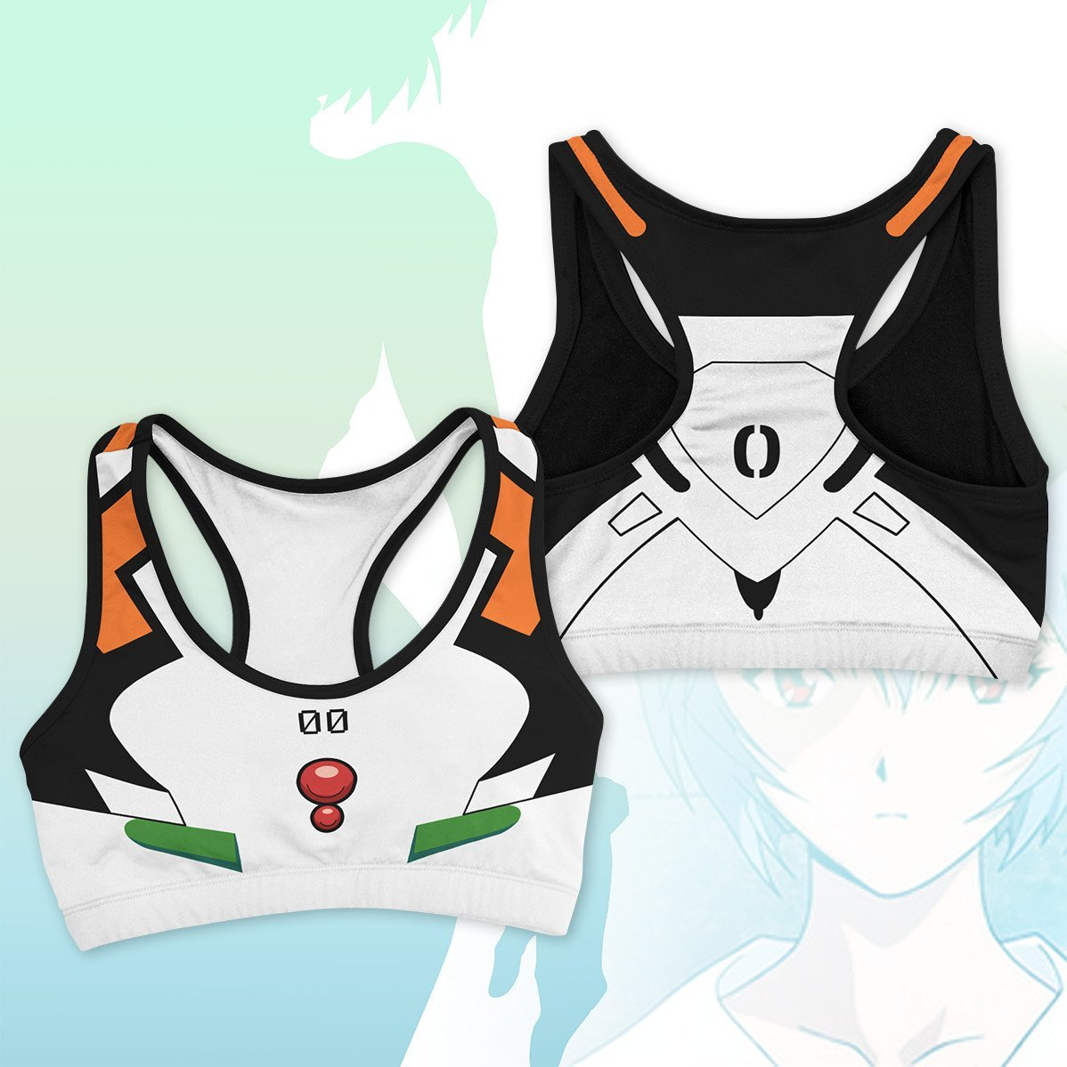 Fitness Shorts Only Official Anime Swimsuit Merch