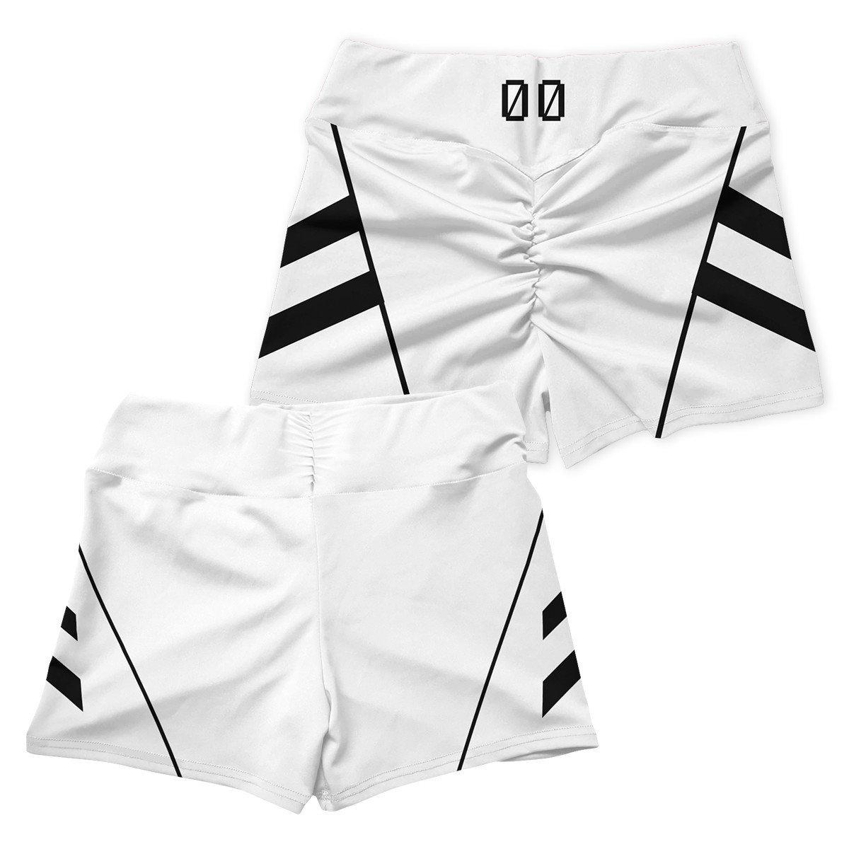 neon genesis rei active wear set 370938 - Anime Swimsuits