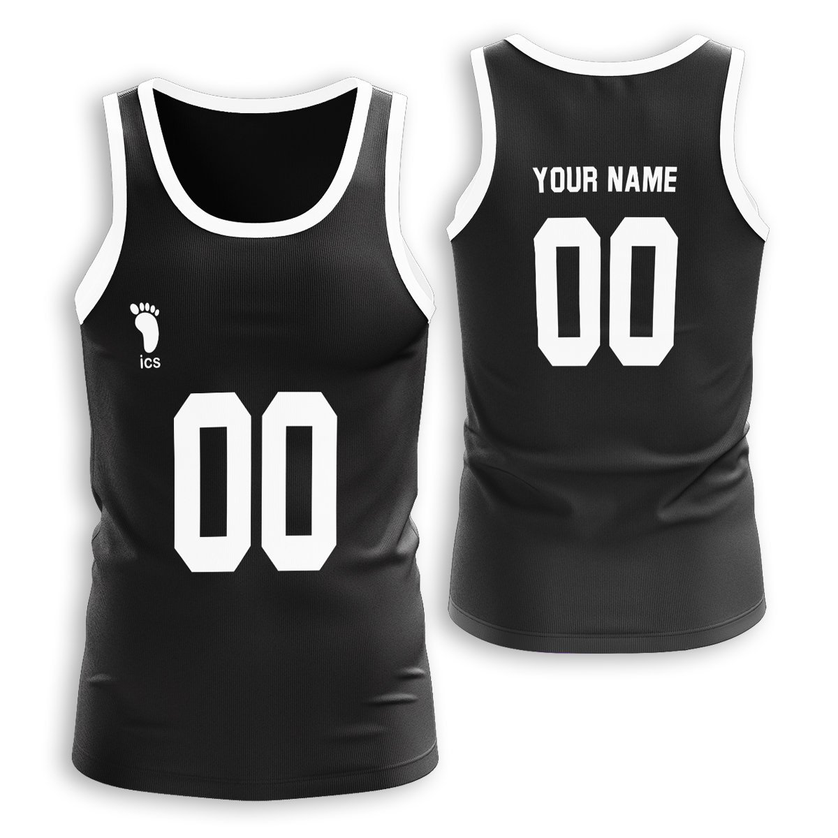 Personalized Team Inarizaki Unisex Tank Tops FDM3107 S Official Anime Swimsuit Merch