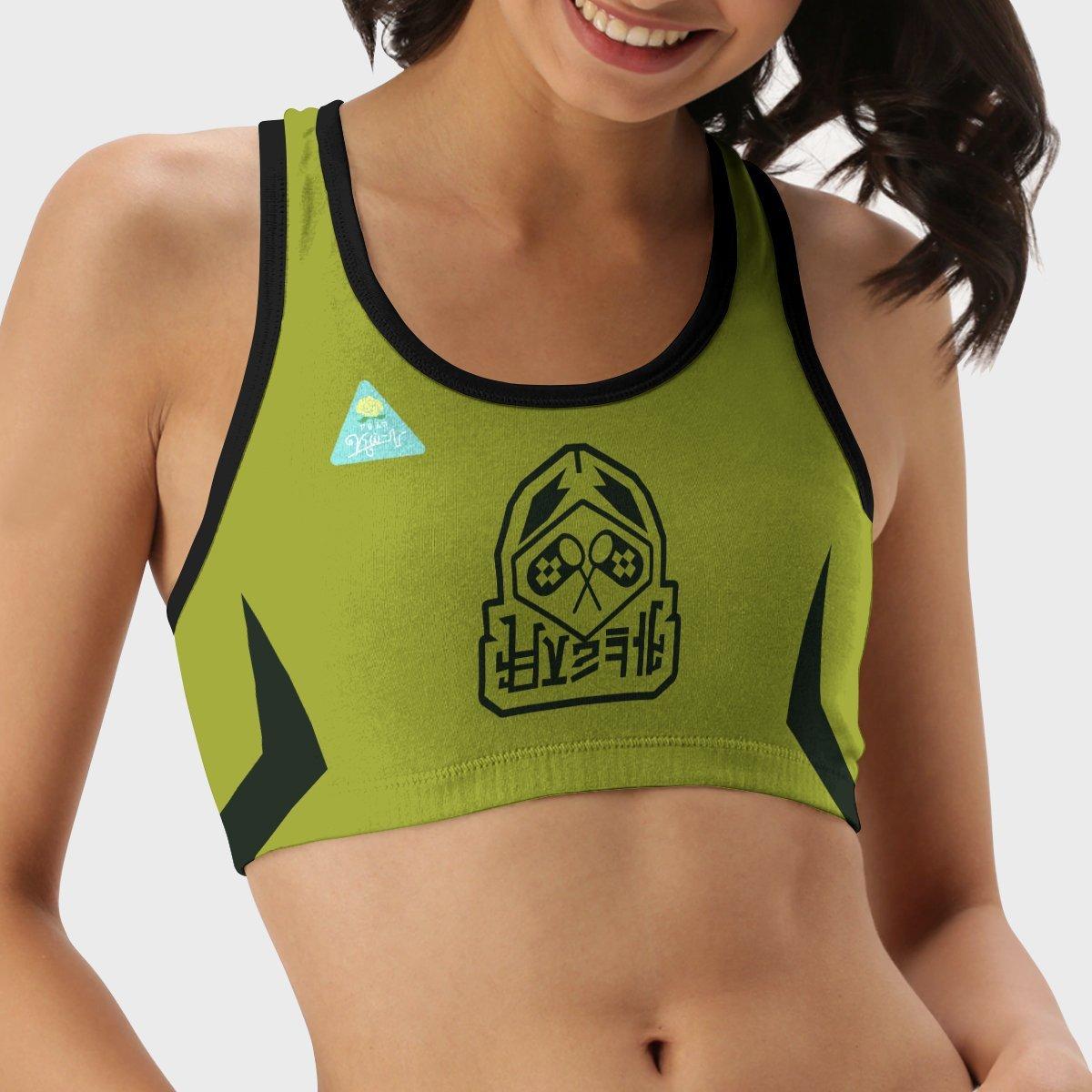 pokemon bug type active wear set 120055 - Anime Swimsuits