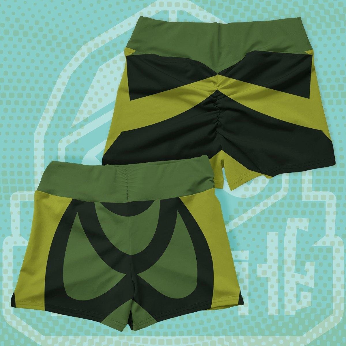 pokemon bug type active wear set 531829 - Anime Swimsuits
