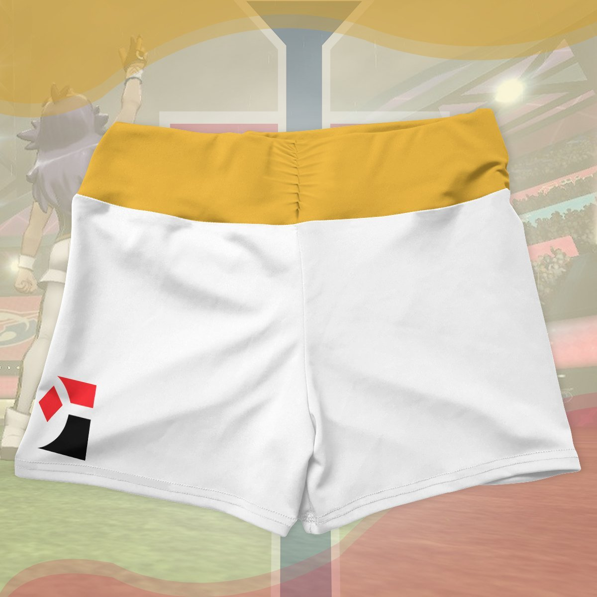 pokemon champion uniform active wear set 858757 - Anime Swimsuits
