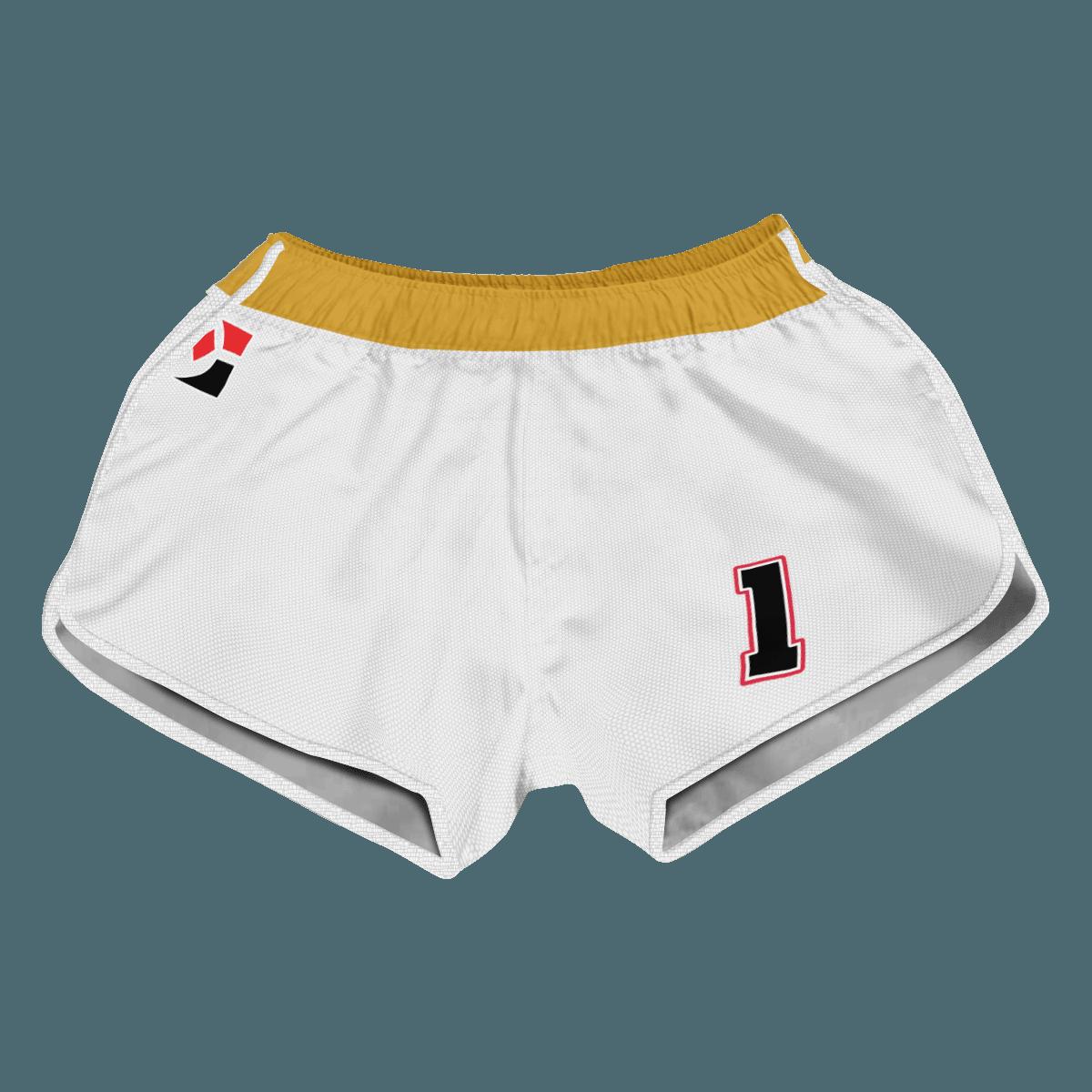 Pokemon Champion Uniform Women Beach Shorts FDM3107 XS Official Anime Swimsuit Merch