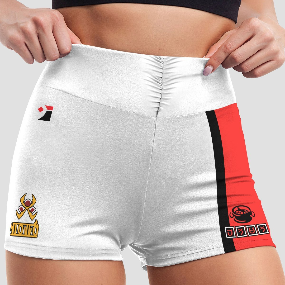pokemon fire uniform active wear set 139727 - Anime Swimsuits