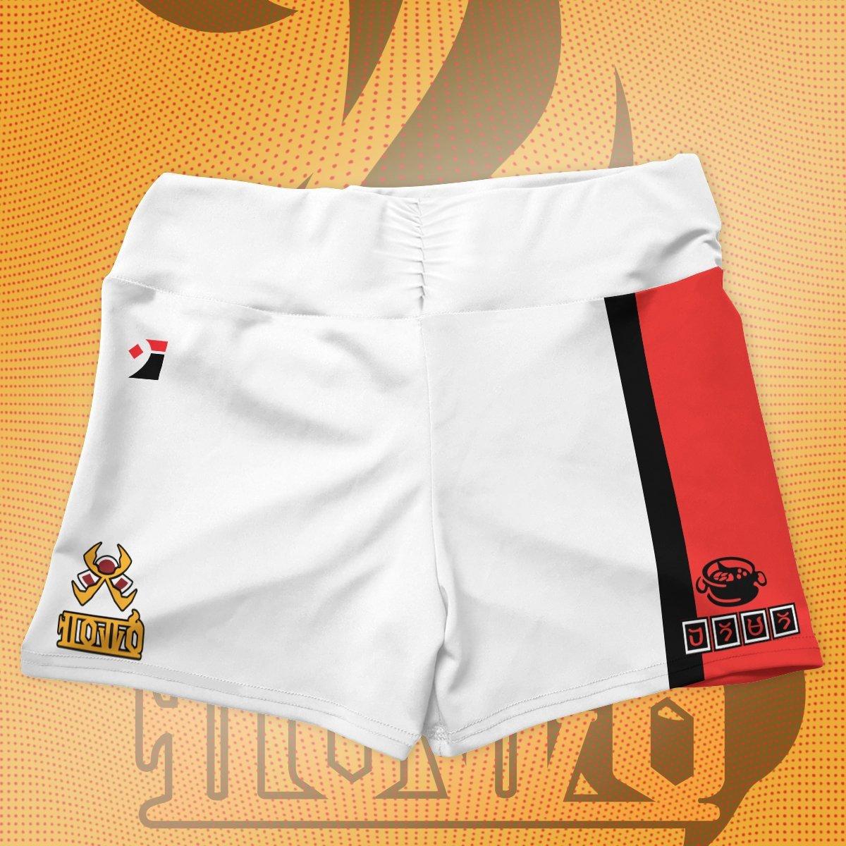 pokemon fire uniform active wear set 515761 - Anime Swimsuits