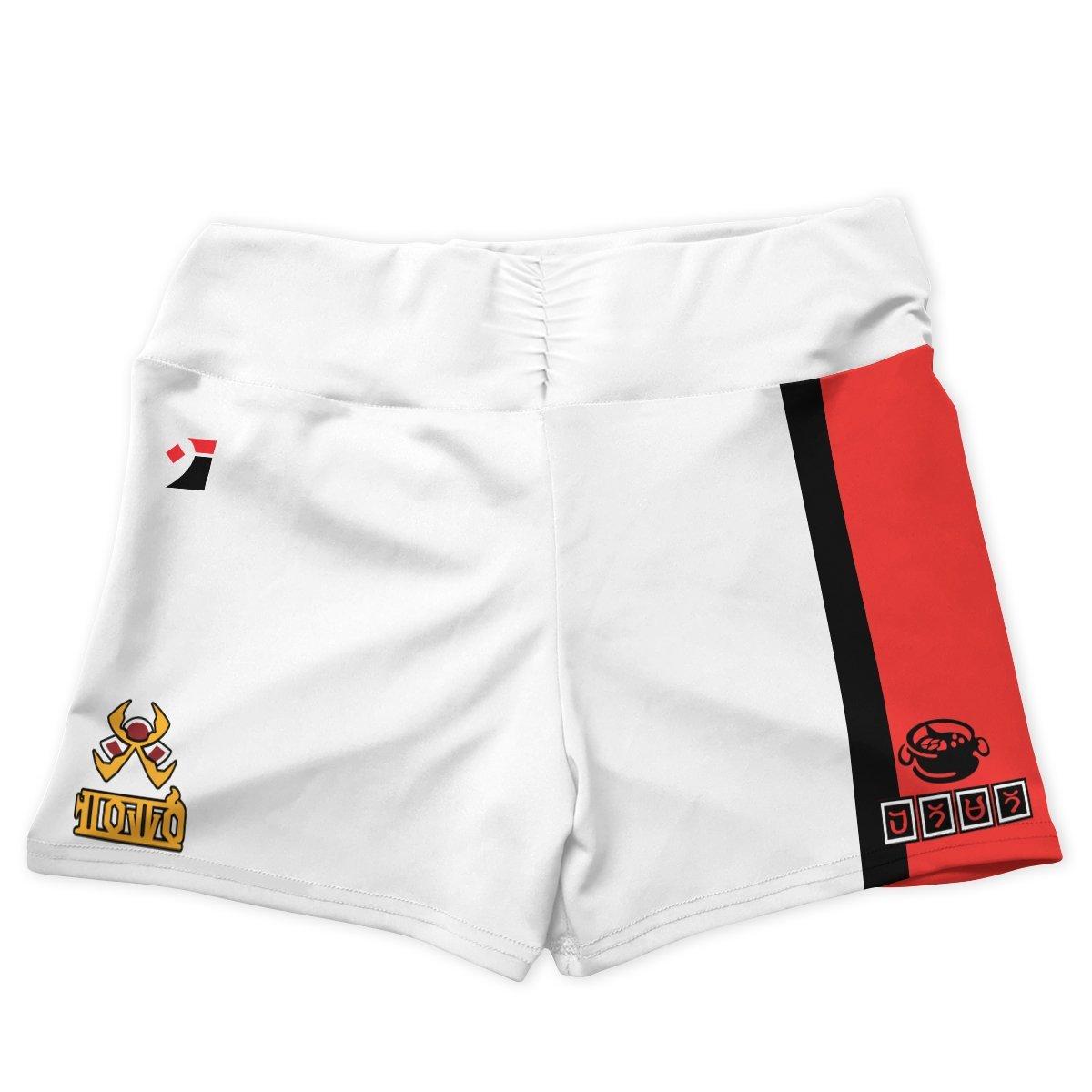 pokemon fire uniform active wear set 622209 - Anime Swimsuits