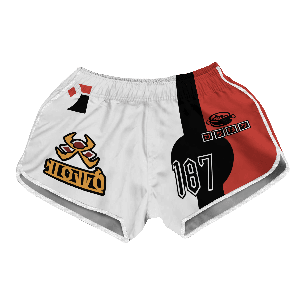 Pokemon Fire Uniform Women Beach Shorts FDM3107 XS Official Anime Swimsuit Merch