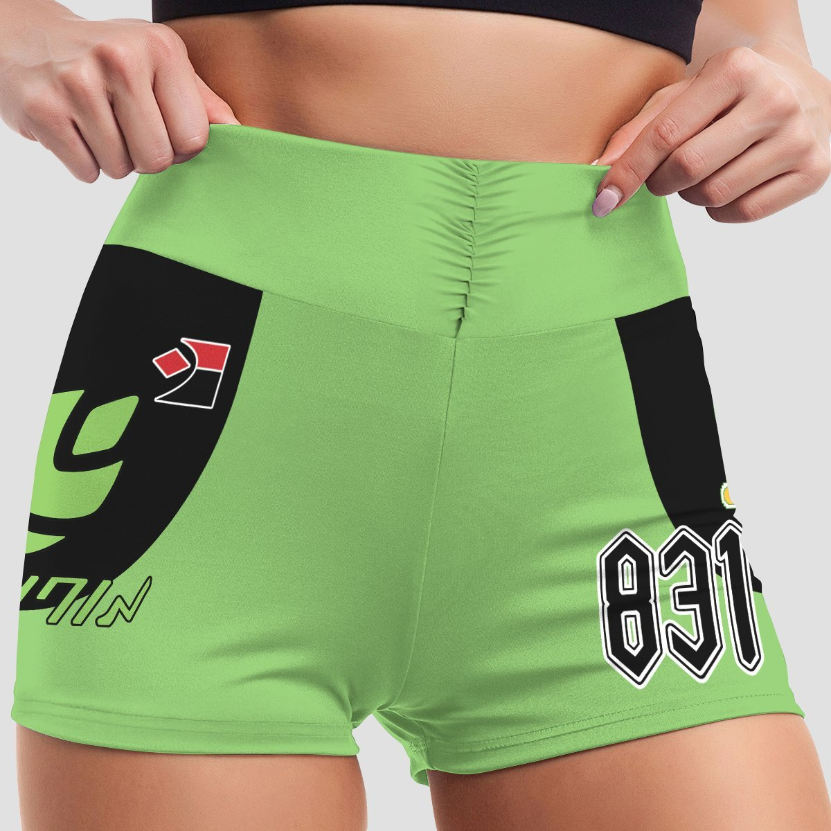 pokemon grass uniform active wear set 522162 - Anime Swimsuits