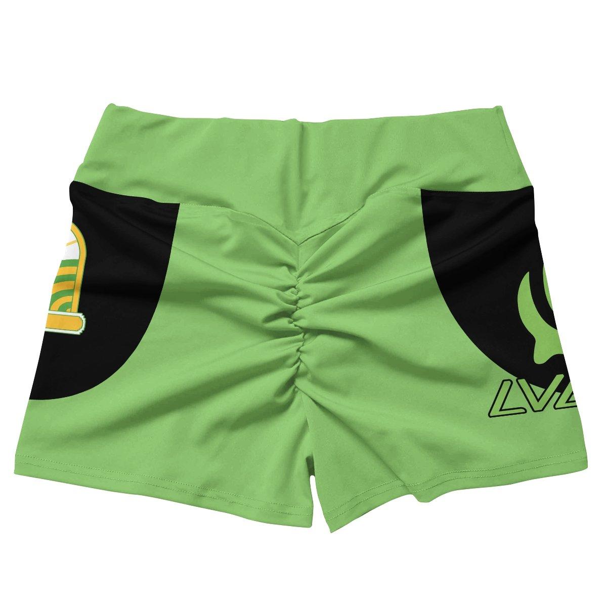 pokemon grass uniform active wear set 625123 - Anime Swimsuits