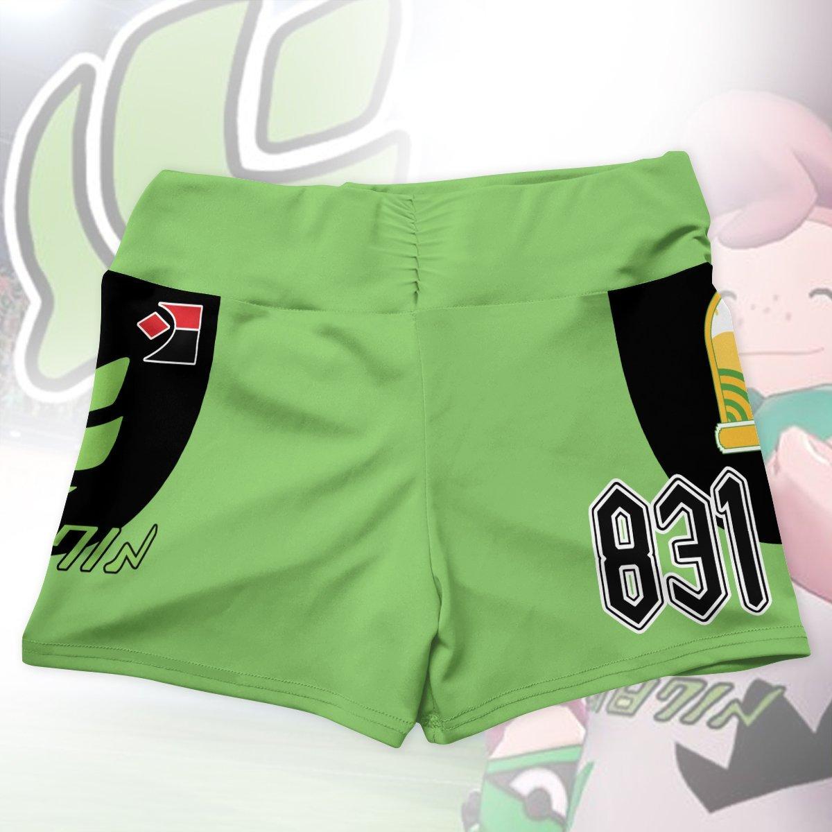 pokemon grass uniform active wear set 753991 - Anime Swimsuits