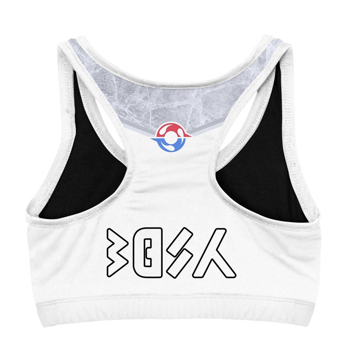pokemon ice uniform active wear set 888026 - Anime Swimsuits