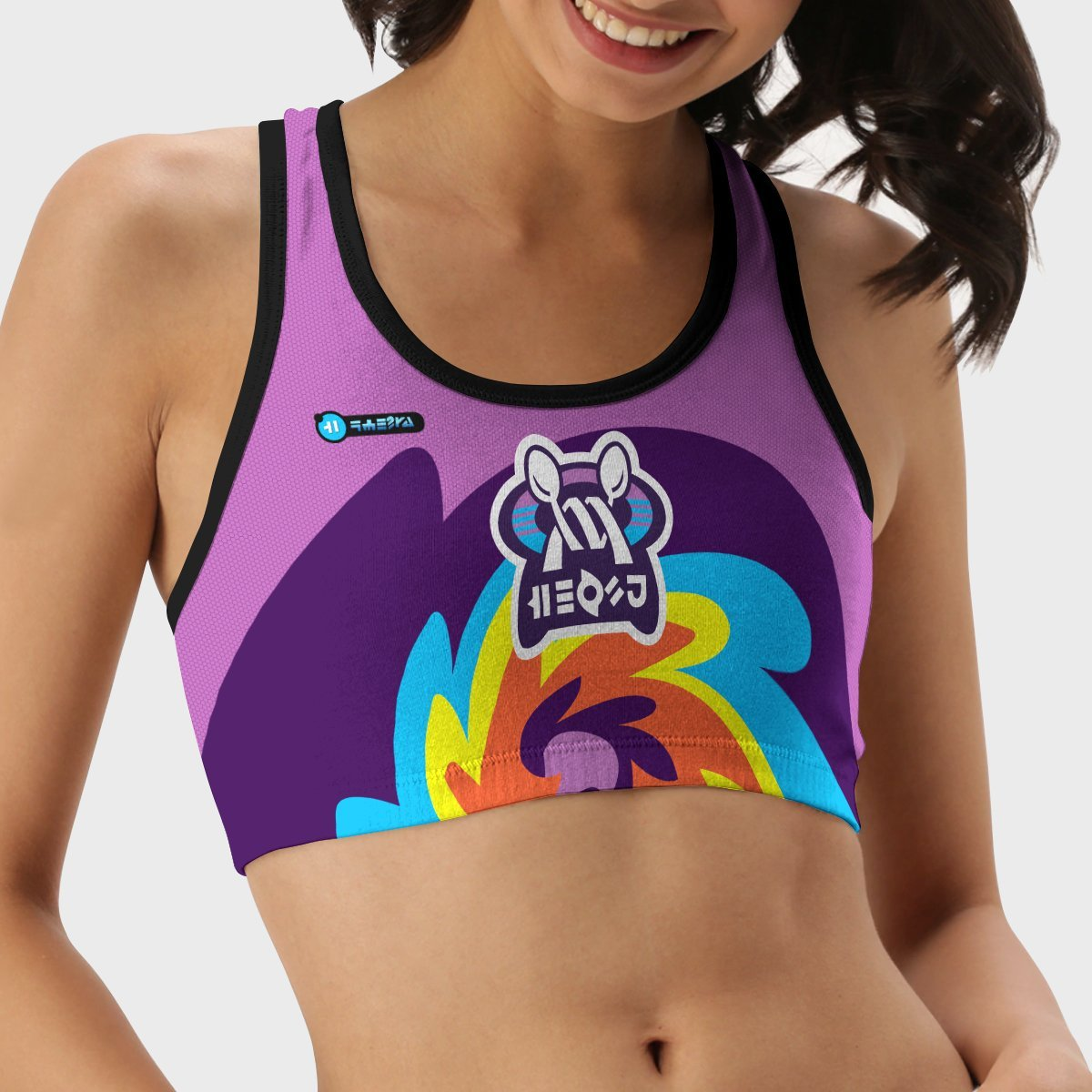 pokemon psychic uniform active wear set 629809 - Anime Swimsuits