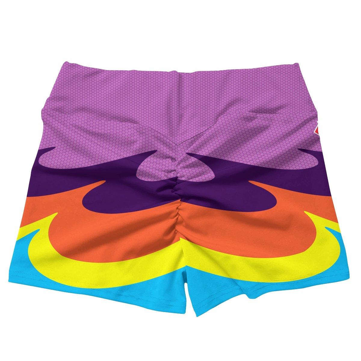 pokemon psychic uniform active wear set 798308 - Anime Swimsuits