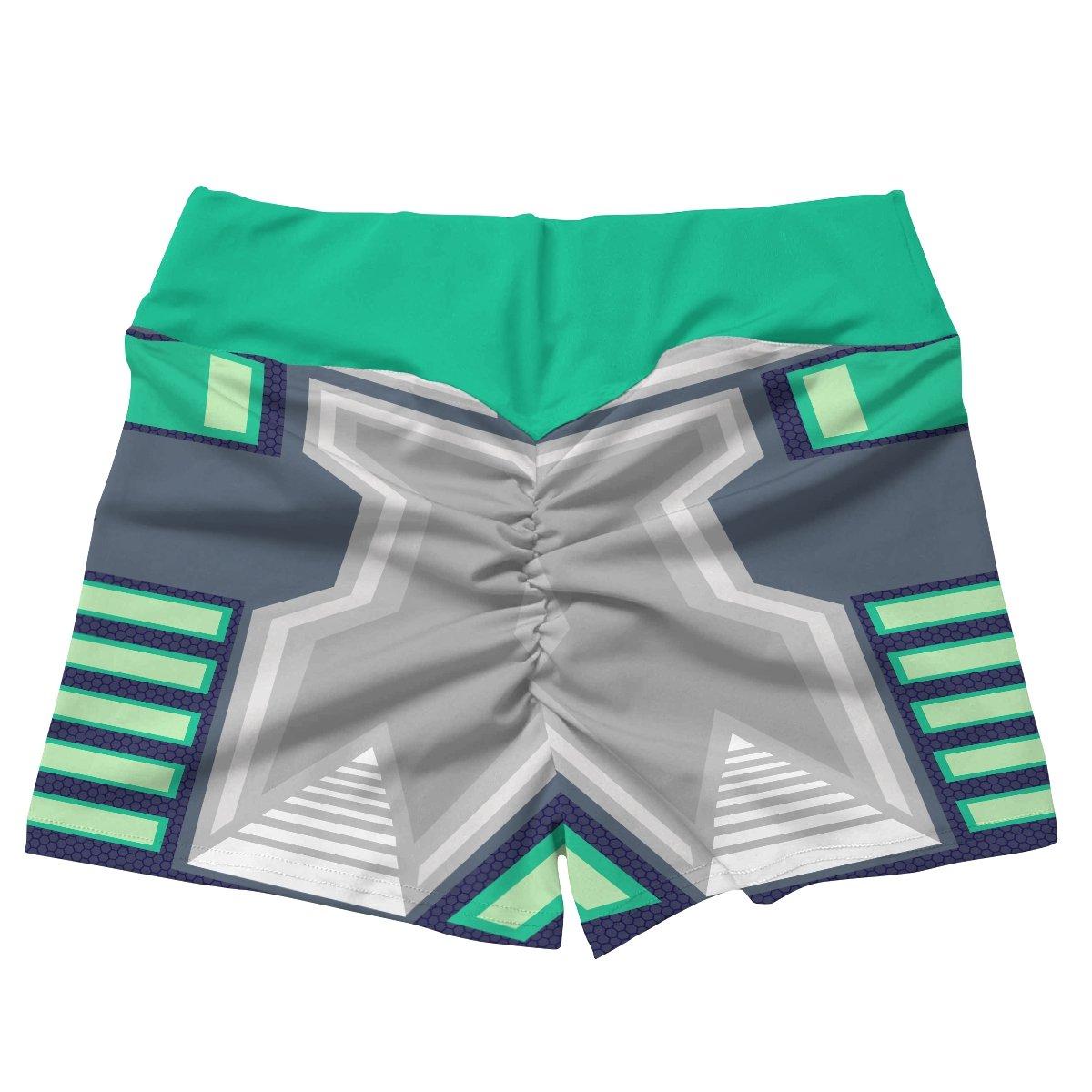 pokemon steel uniform active wear set 543275 - Anime Swimsuits
