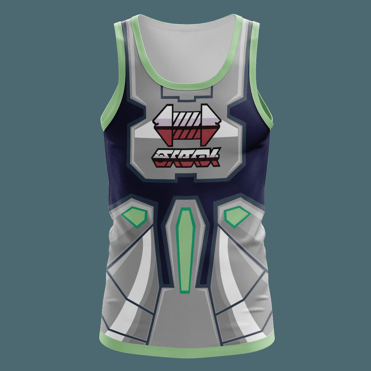 Pokemon Steel Uniform Unisex Tank Tops FDM3107 S Official Anime Swimsuit Merch